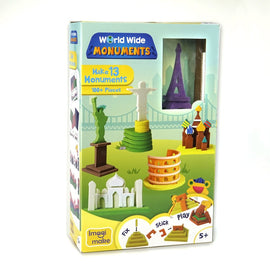 Imagimake Monuments , online toy store india, toys, games for boys, girls & kids | Activity kits for kids | latest games
