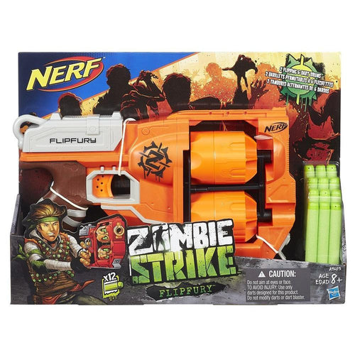 Nerf Zombie Strike Flipfury , online toy store india, toys, games for boys, girls & kids | Activity kits for kids | latest games