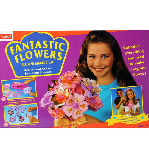 Funskool Fantastic Flowers , online toy store india, toys, games for boys, girls & kids | Activity kits for kids | latest games