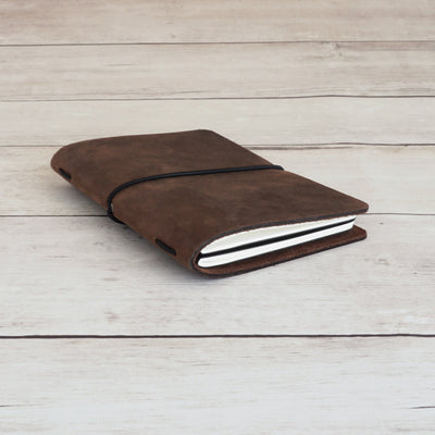 Pioneer Journal - Chocolate - West & Sons
