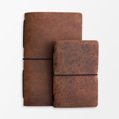 Pioneer Pocket Journal - Copper - Grierson Studio