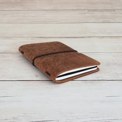 Pioneer Large Journal - Copper - Grierson Studio