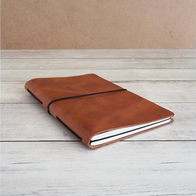 Pioneer Large Journal - Packer McCarthy Whiskey - Grierson Studio