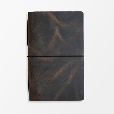 Pioneer Extra Small Journal - Rustic Brown - Grierson Studio