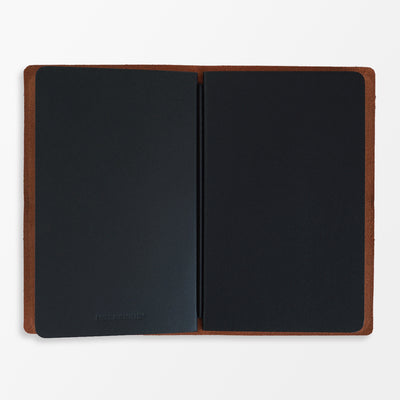 Pioneer Large Journal - Smooth Cherry - Grierson Studio