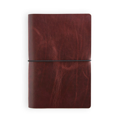 Voyager Journal - Smooth Cherry - Grierson Studio