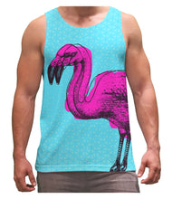 Illusion Flamingos / Thick cut