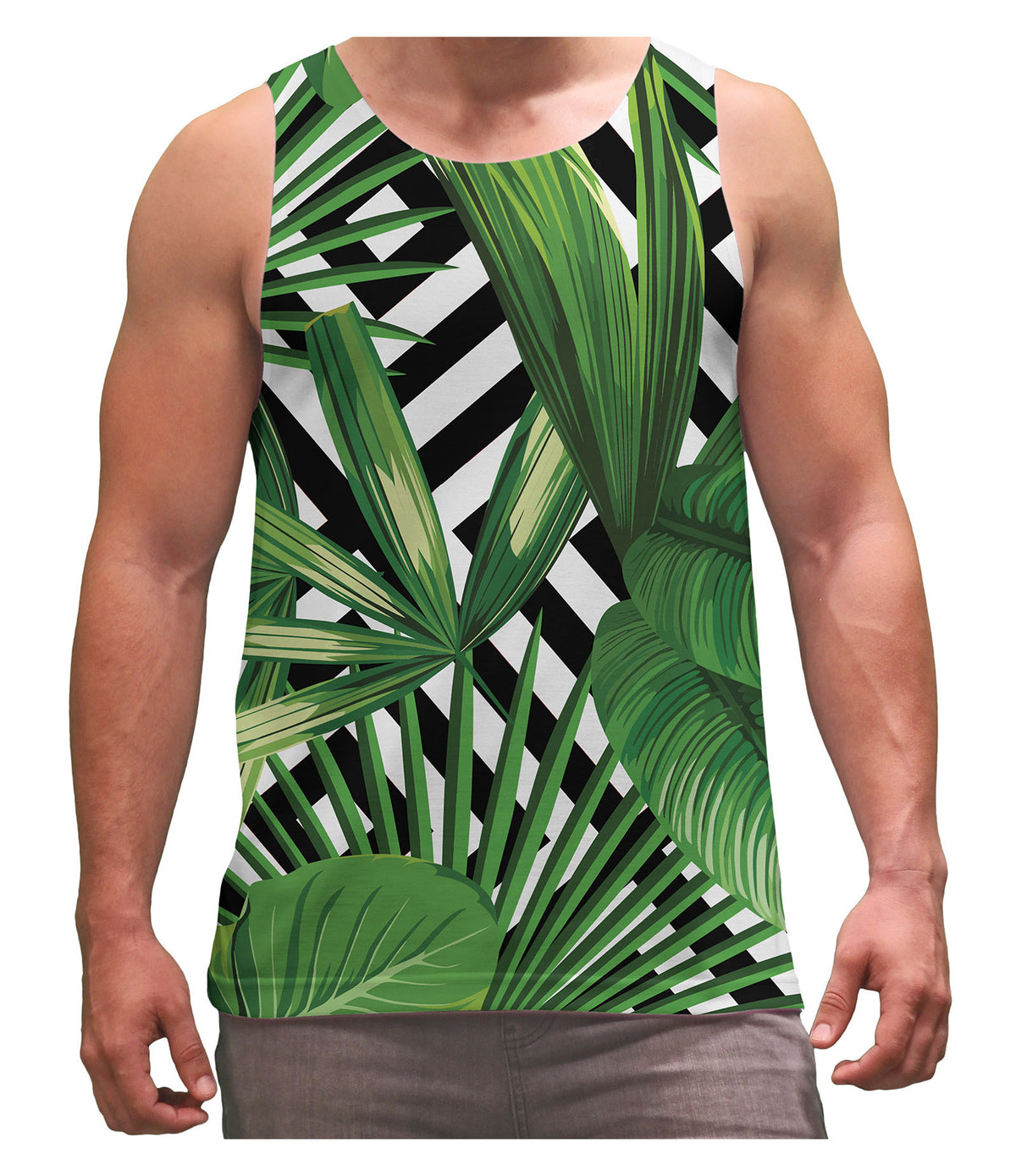 Tropical Geometric / Thick cut