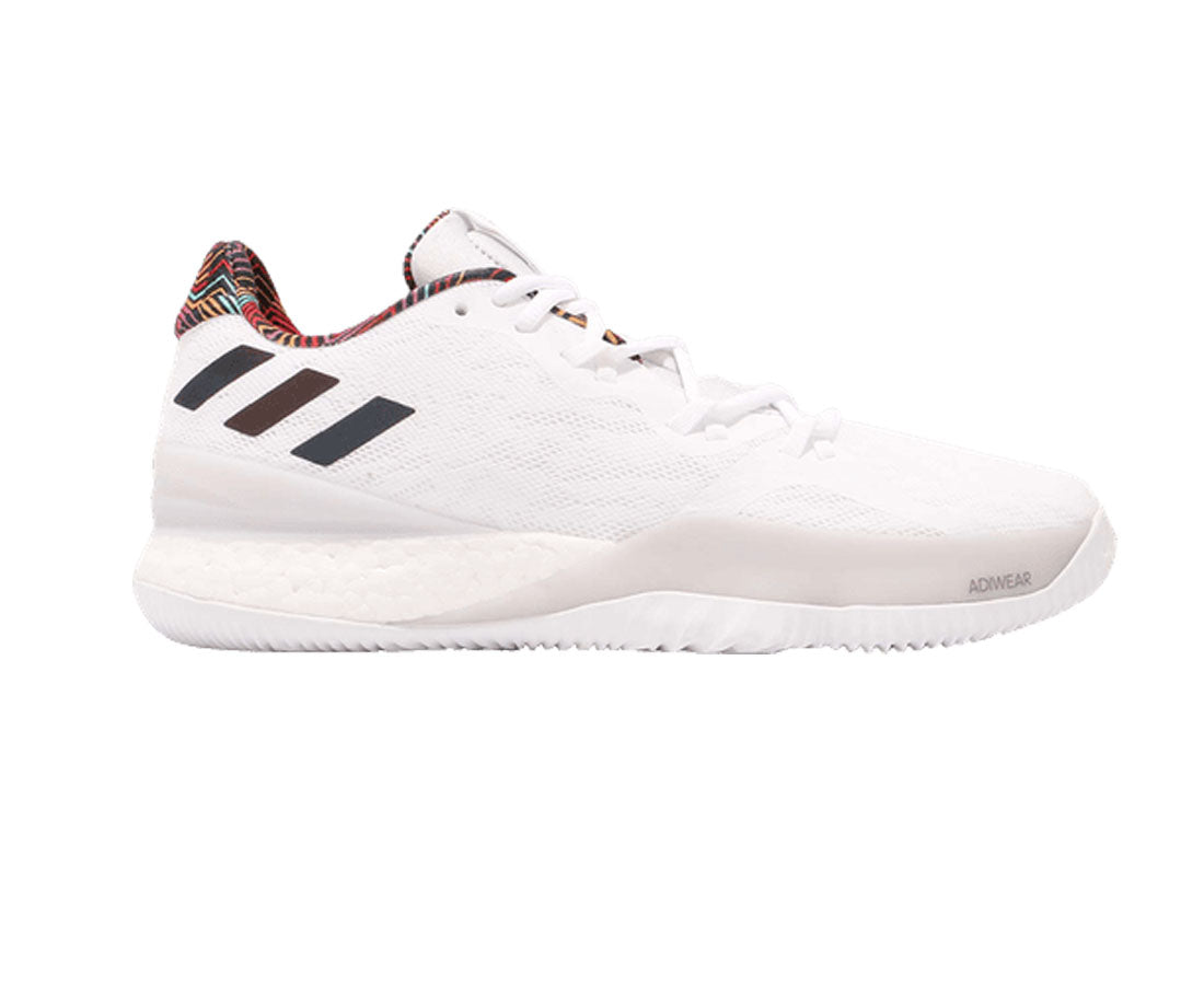 2043f1f09a933 Adidas Crazy Light Boost 2018 Cloud White Grey