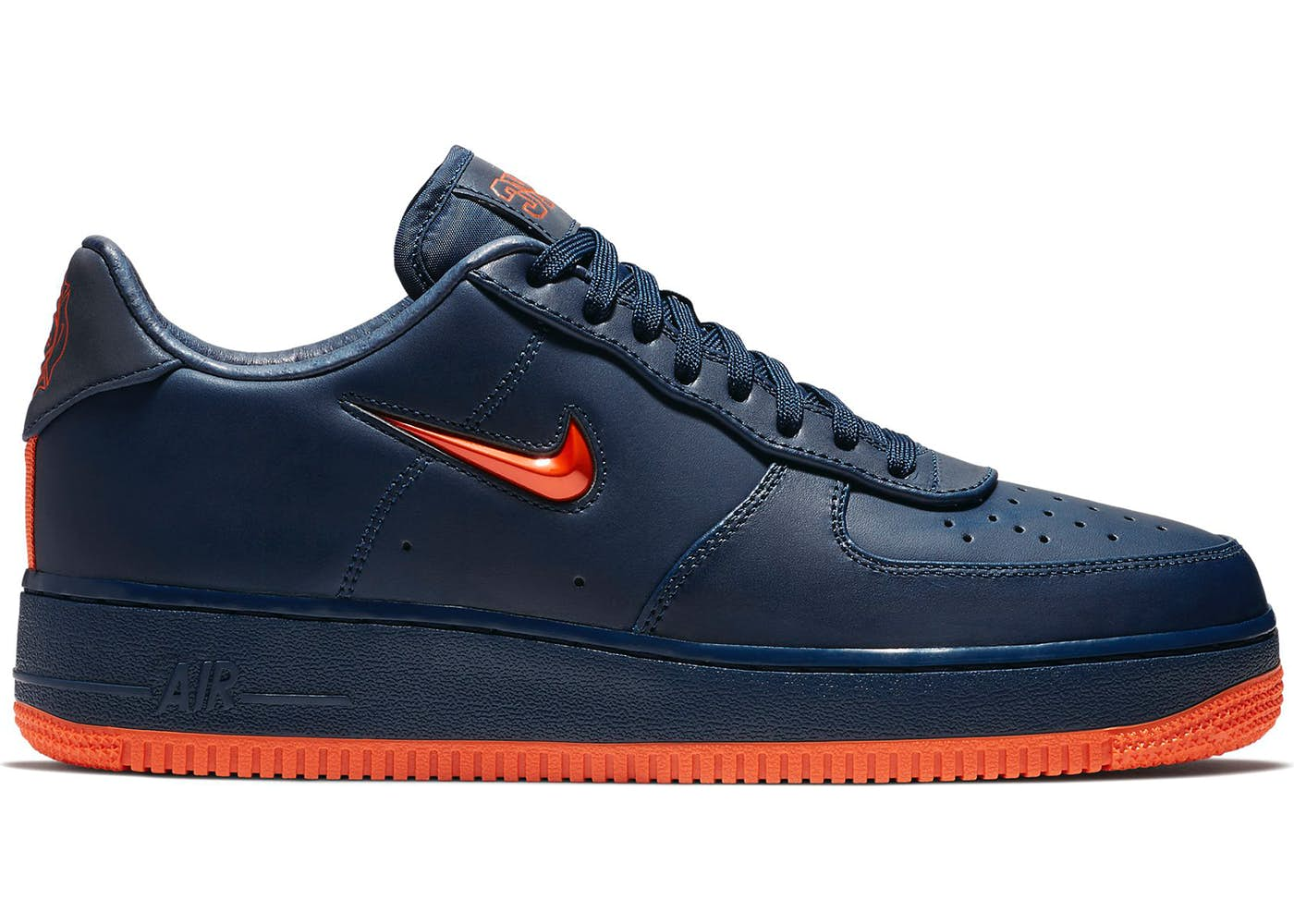 BUY Nike Air Force 1 Low NYC Obsidian Orange For Sale – authentechs.com 677d8ea71