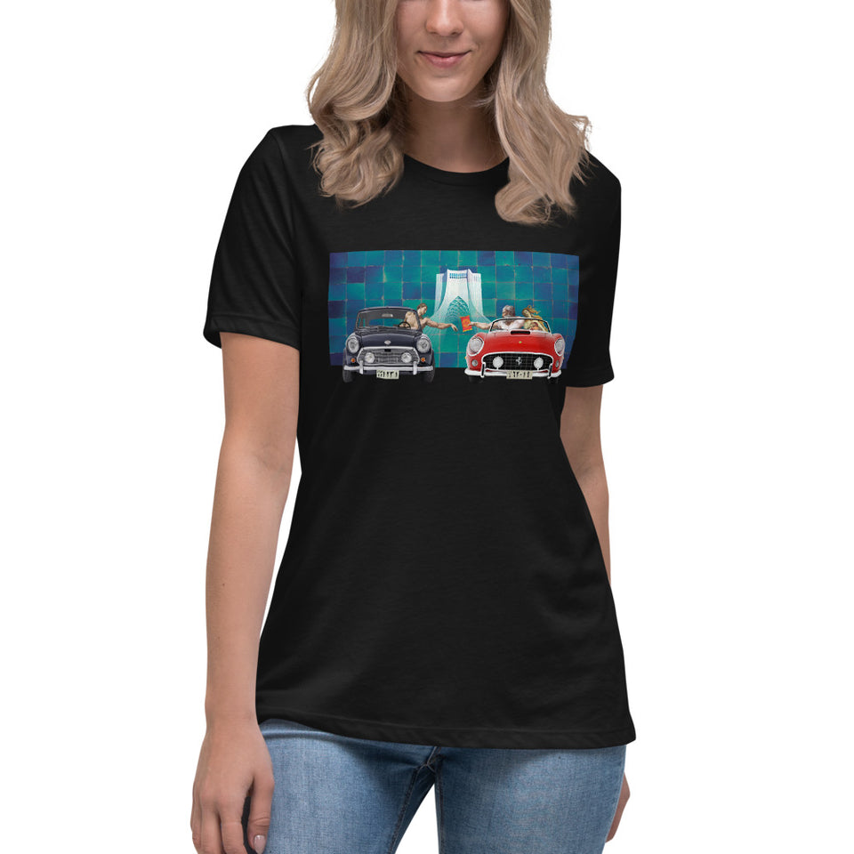 Azadi Square Women's T-Shirt