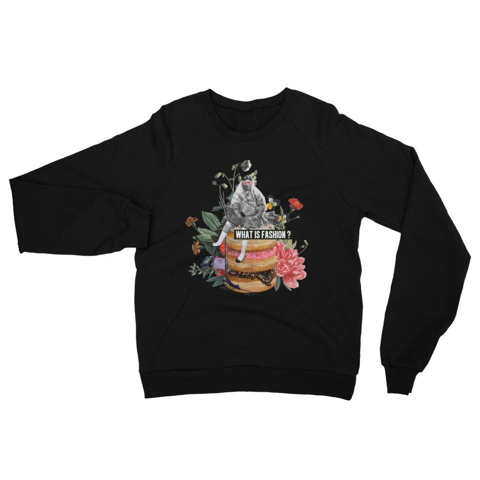 What Is Fashion Sweatshirt - Xs - Sweatshirt Geev Thegeev.com