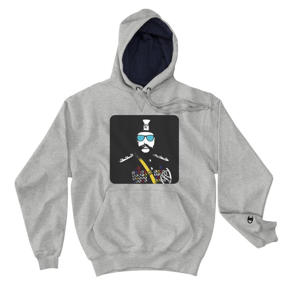 The Cool Shah ( Champion Edition ) - Light Steel / S - Hoodie Geev Thegeev.com