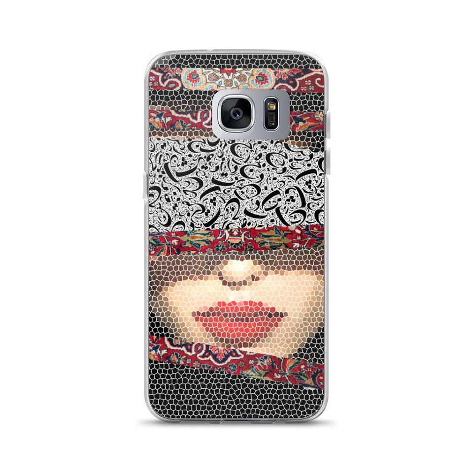 The Woman - Galaxy S7 Edge - Samsung Case Geev Thegeev.com