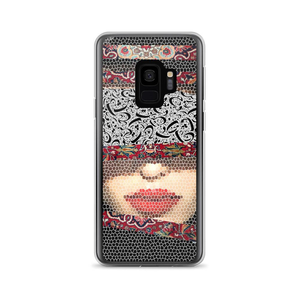 The Woman - Galaxy S9 - Samsung Case Geev Thegeev.com