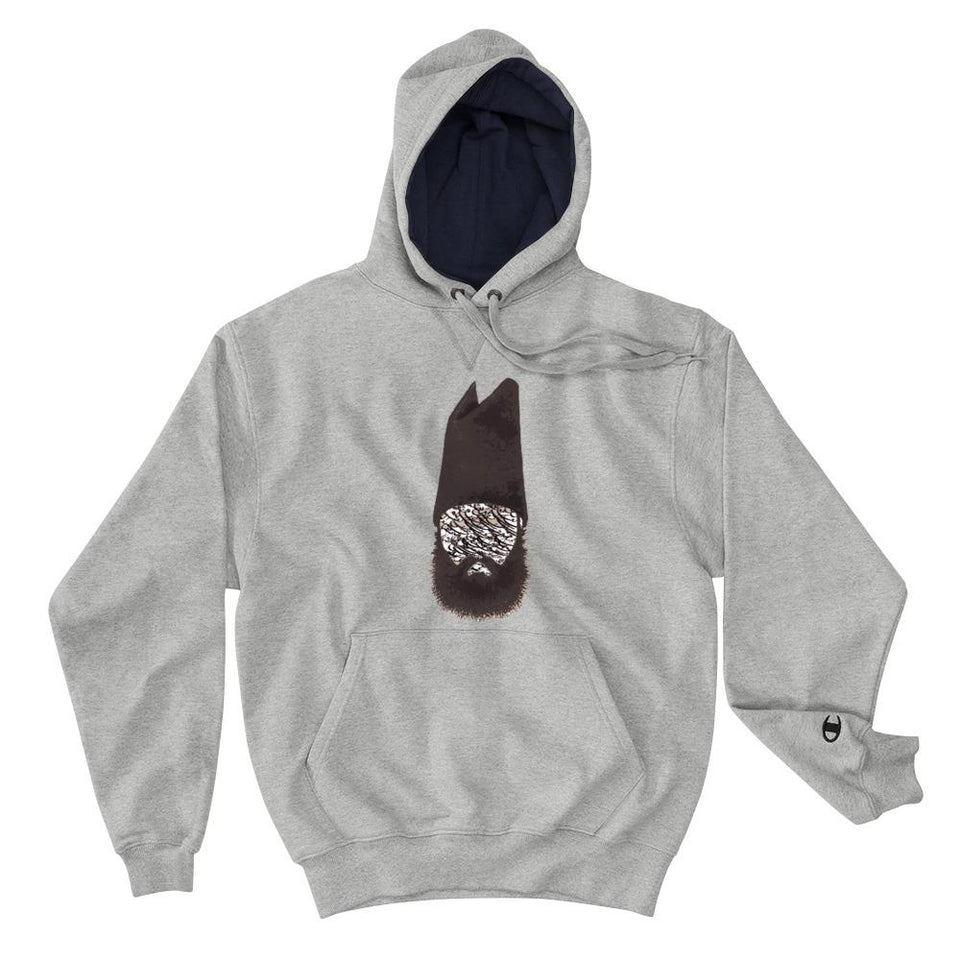 The Man (Champion Edition) - Light Steel / S - Hoodie Geev Thegeev.com