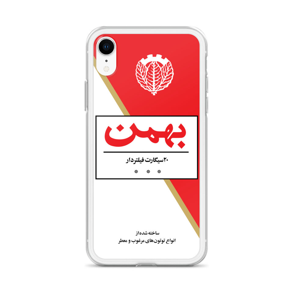 Bahman iPhone Case