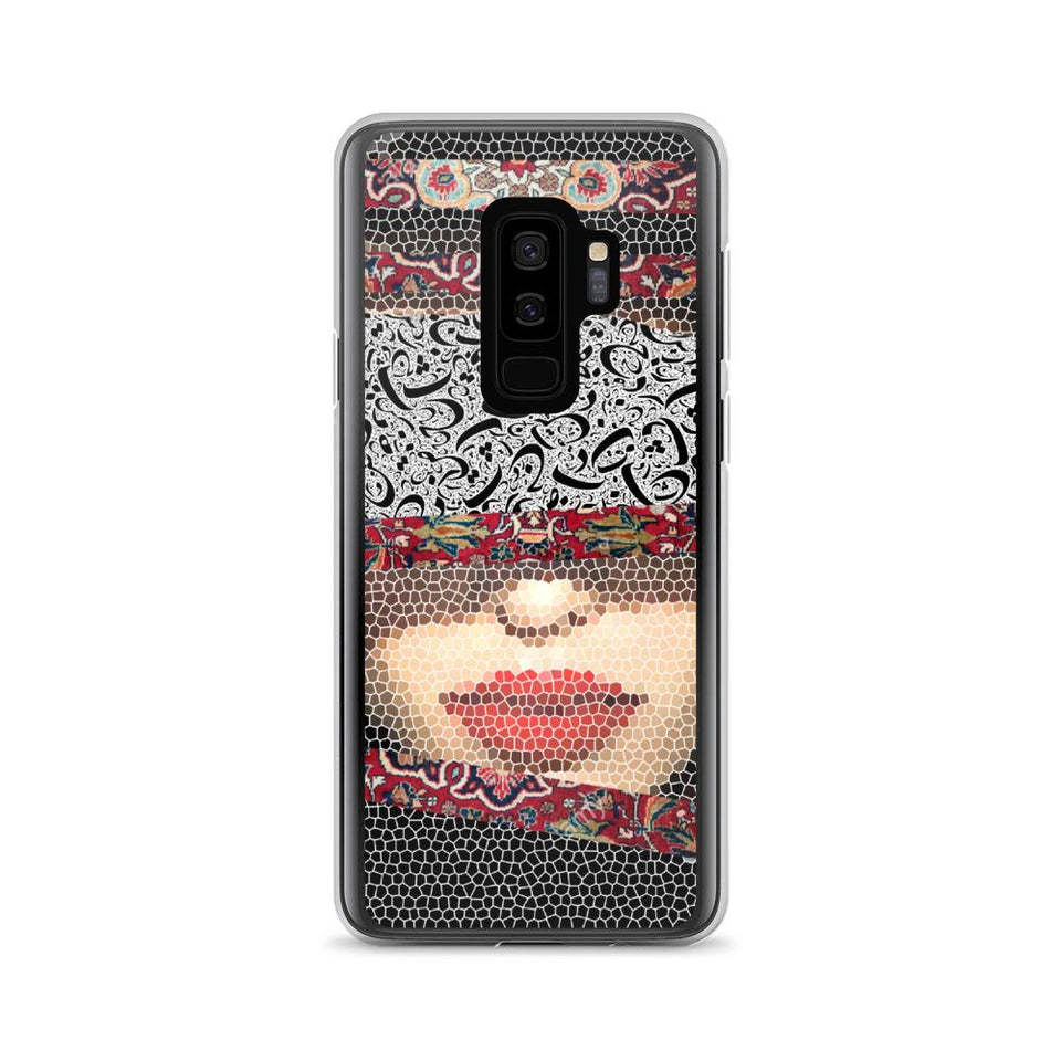 The Woman - Galaxy S9+ - Samsung Case Geev Thegeev.com