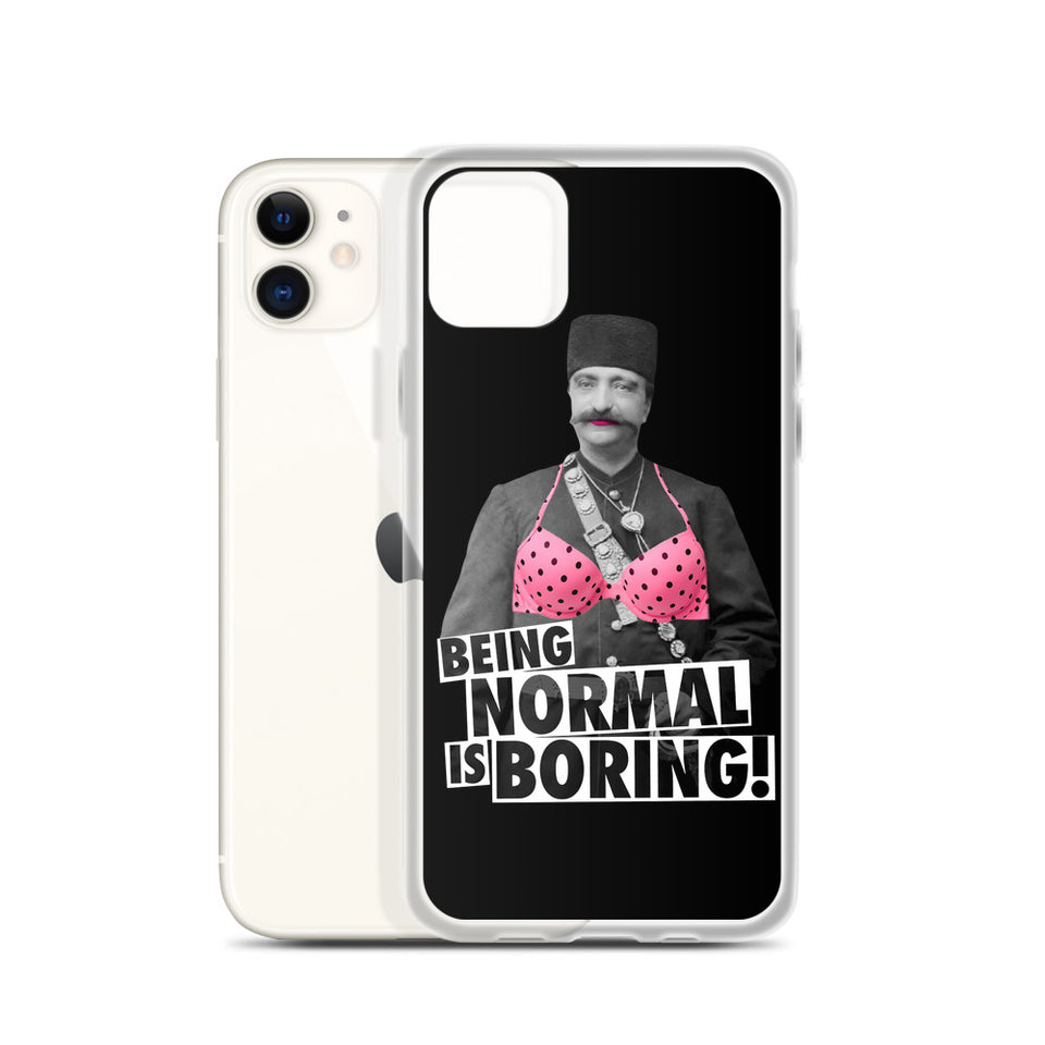 Being Normal Is Boring!