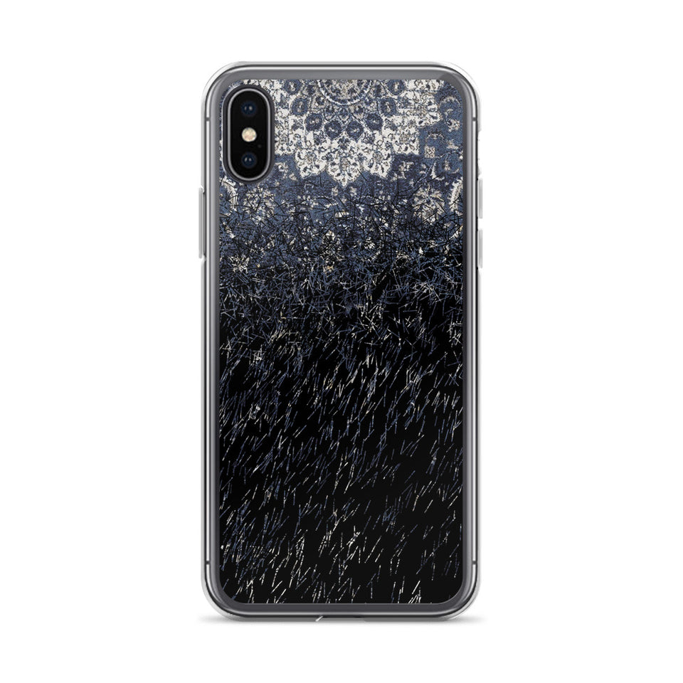 Baran (Rain) iPhone Case