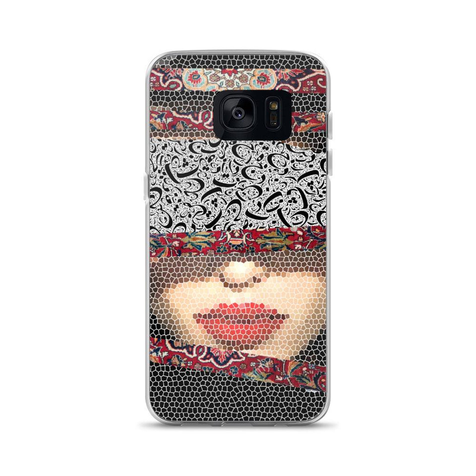 The Woman - Galaxy S7 - Samsung Case Geev Thegeev.com