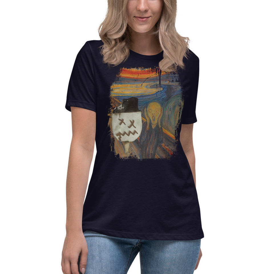 Persian Scream Women's T-Shirt