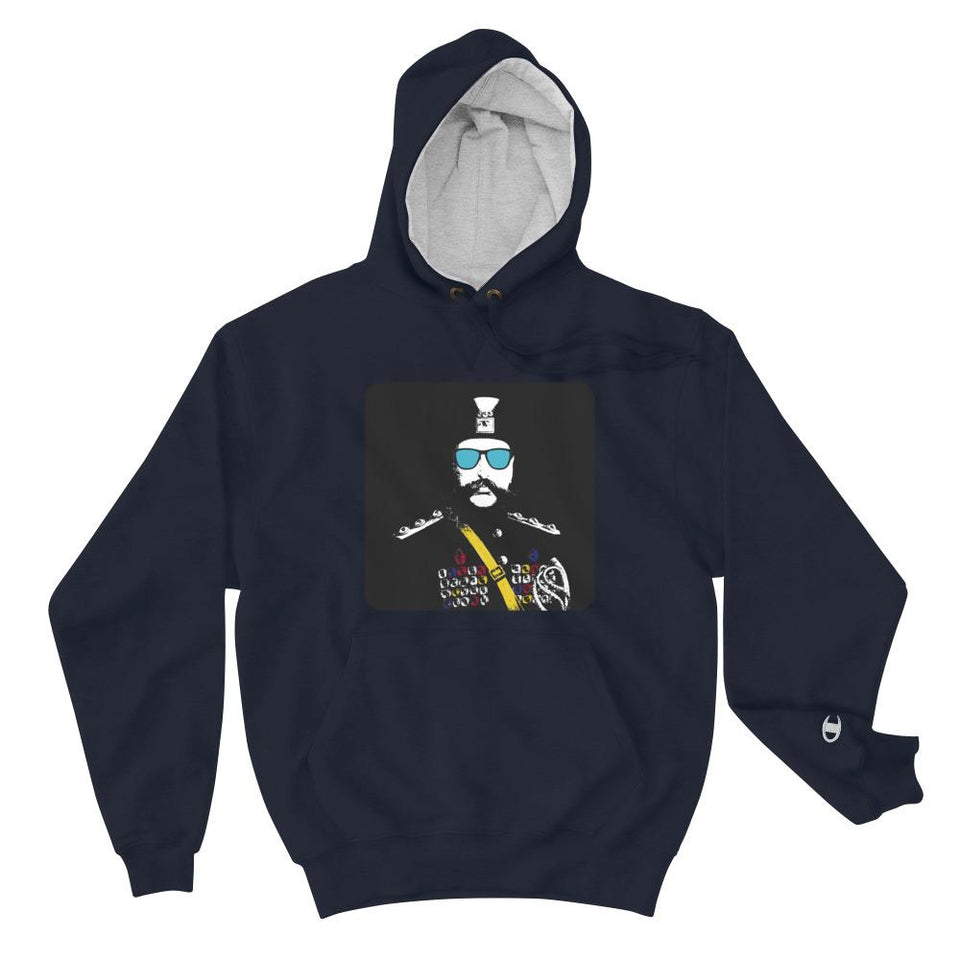 The Cool Shah ( Champion Edition ) - Navy / S - Hoodie Geev Thegeev.com