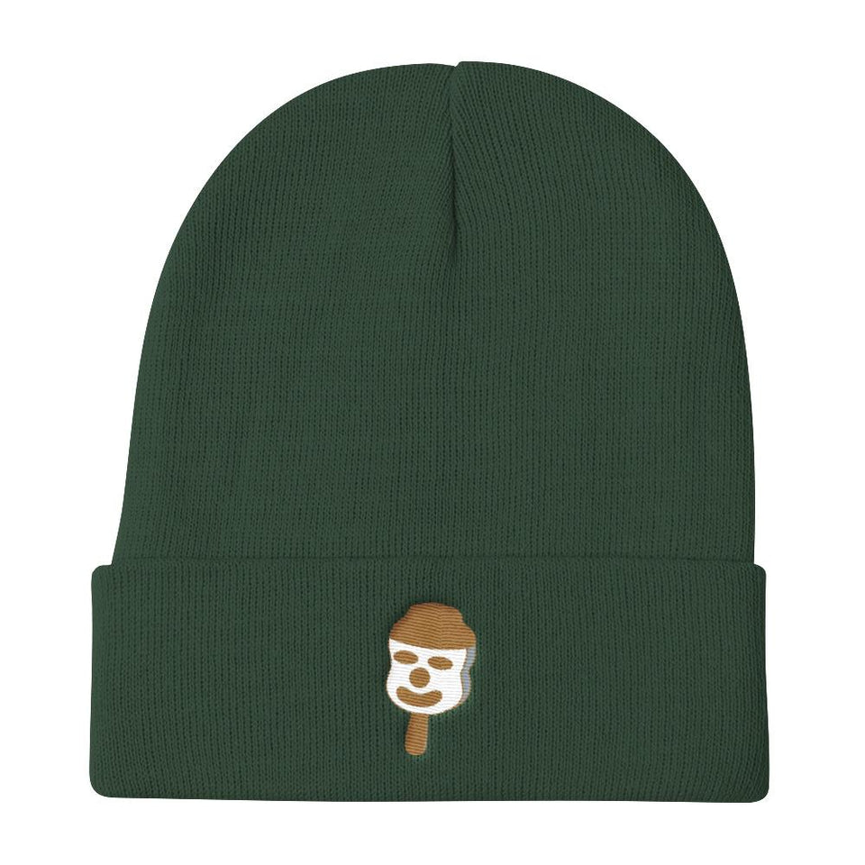Aroosaki - Green Without Pom - Beanies Geev Thegeev.com