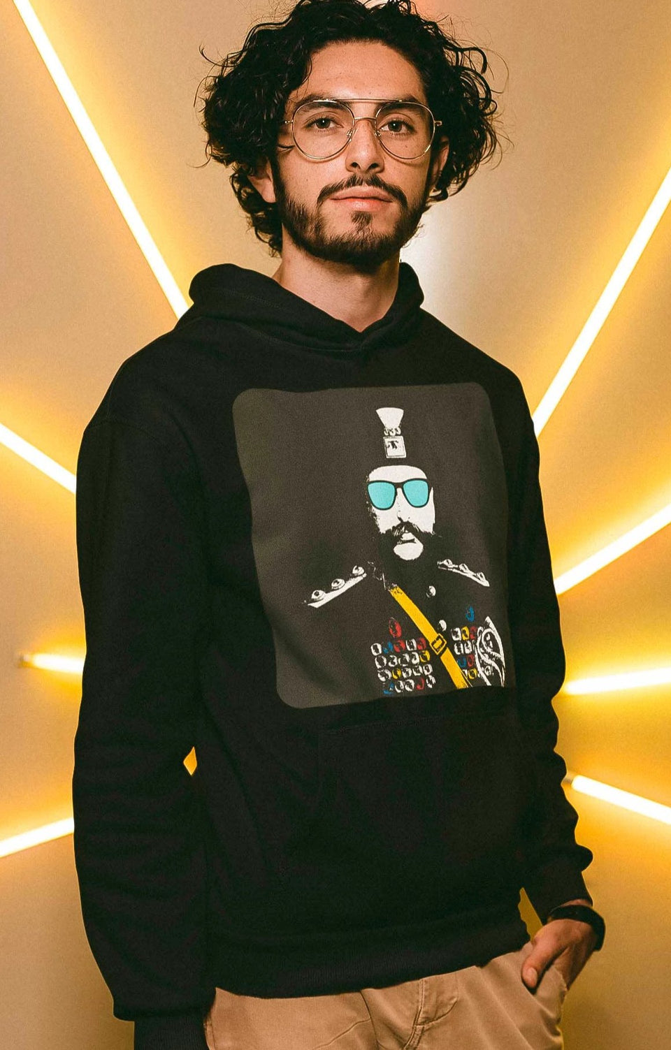 The Cool Shah Hoodie
