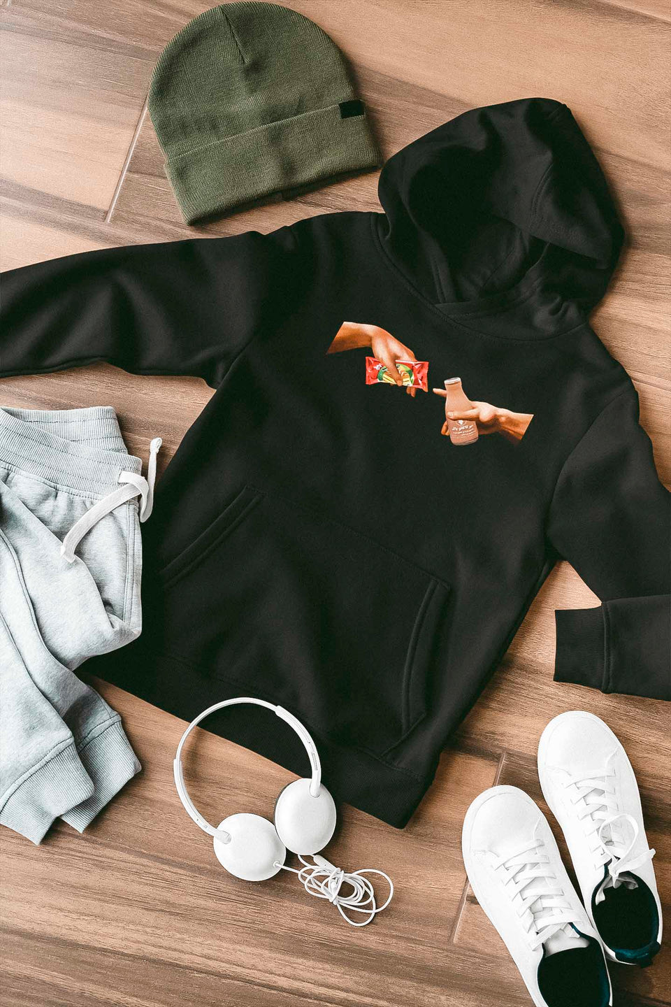 Magical Combination Hoodie