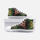 Esotarra Psychedelic Canvas High-Tops