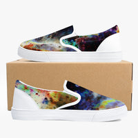 Acolyte Ethos Psychedelic Slip-On Skate Shoes