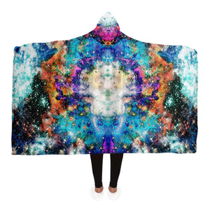 Acquiesce Apothos Collection Hooded Blanket
