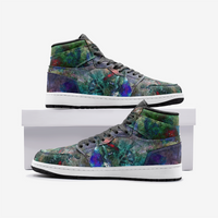 Valendrin Psychedelic Full-Style High-Top Sneakers