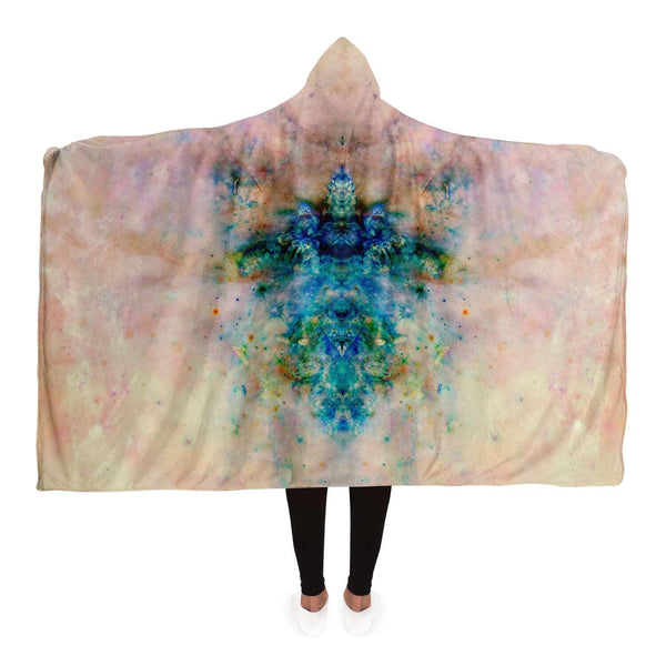 Tiberus Collection Hooded Blanket - Heady & Handmade