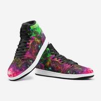 Lilith Psychedelic Full-Style High-Top Sneakers