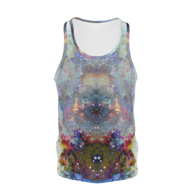 Ilyas Men's Tank Top (Jersey Knit) - Heady & Handmade