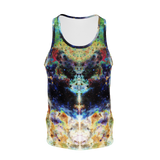 Acolyte Psychedelic Men's Tank Top (Jersey Knit) - Heady & Handmade