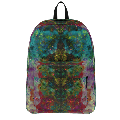 Lucid Collection Backpack (Dark) - Heady & Handmade