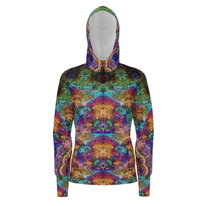 Unitas Collection Women's Heavy Hoodie - Heady & Handmade
