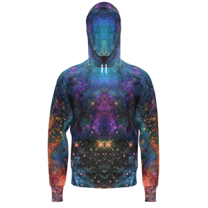 Fortuna Collection Men's Heavy Hoodie - Heady & Handmade