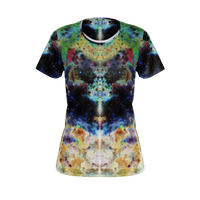 Acolyte Psychedelic Women's Shirt (Pima Cotton) - Heady & Handmade