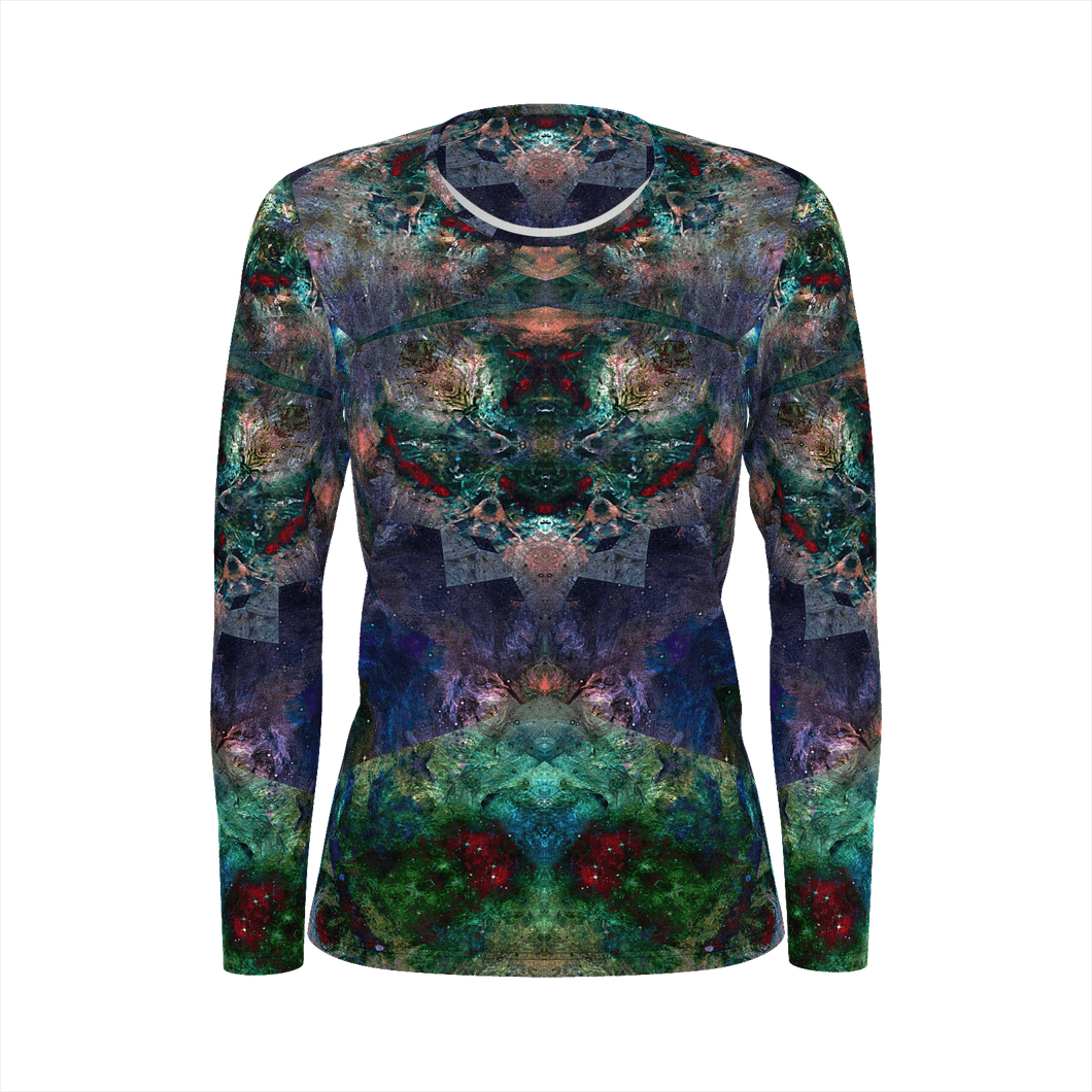 Valendrin Collection Women's Long Sleeve (Jersey Knit) - Heady & Handmade
