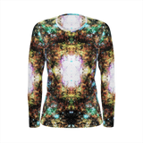 Fortuna Apothos Collection Women's Long Sleeve (Pima Cotton) - Heady & Handmade