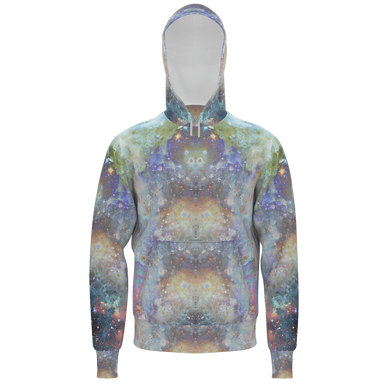 Ilyas Hue Collection Men's Light Hoodie - Heady & Handmade