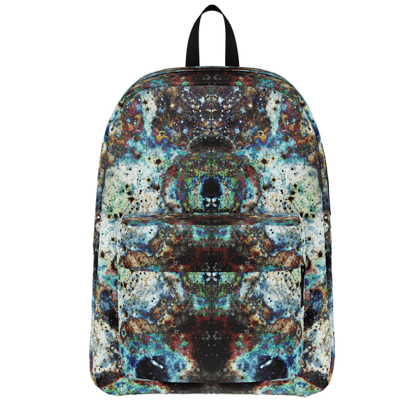 Lunix Psychedelic Backpack - Heady & Handmade