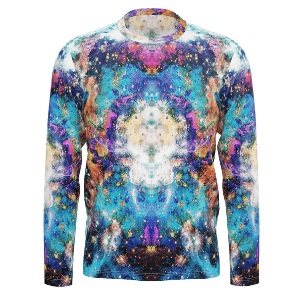 Acquiesce Apothos Collection Men's Long Sleeve (Pima Cotton) - Heady & Handmade