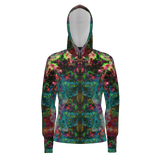Lucid Collection Women's Heavy Hoodie - Heady & Handmade