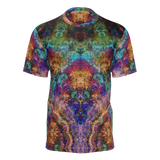 Unitas Psychedelic Men's Shirt (Pima Cotton) - Heady & Handmade