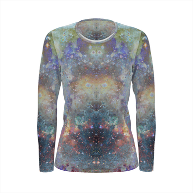 Ilyas Hue Women's Long Sleeve (Jersey Knit) - Heady & Handmade